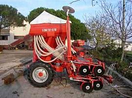 (4010SD) 32 Sıralı Diskli Pnömatik Kombine Soğan Ekim Makinası