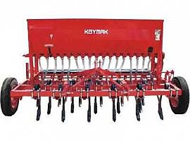 (Yay17) 17 Sıralı Yaylı Ayaklı Gübreli Mekanik Ekim Makinası