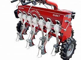 (Ekin7) 7 Sıralı Çapa Motoru Ekim Makinesi