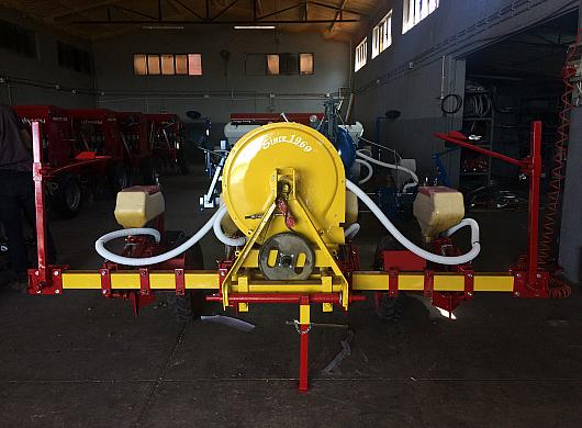 2. el 4 Sıralı Hassas Havalı Ekim Makinesi