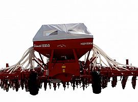 (6000D) 48 Sıralı Diskli Pnömatik Gübreli Hububat Ekim Makinası