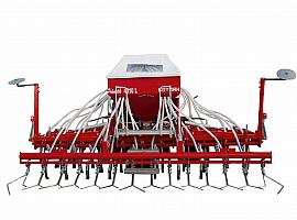 (4010L) 32 Sıralı Çapalı Pnömatik Hububat Ekim Makinesi