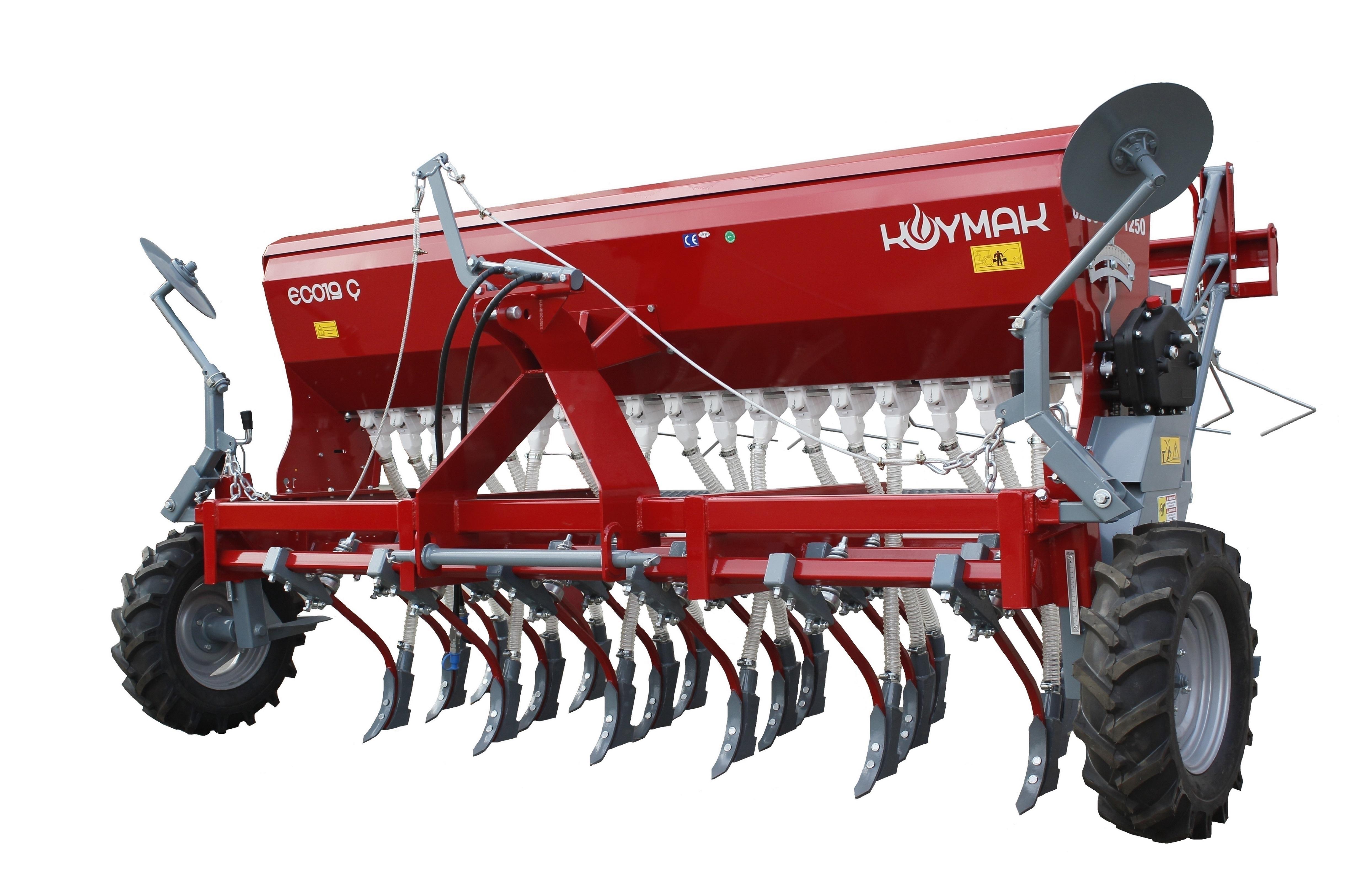 Eco Universal Ekim Makinesi